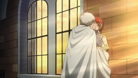 赤髪の白雪姫 11話 感想 138