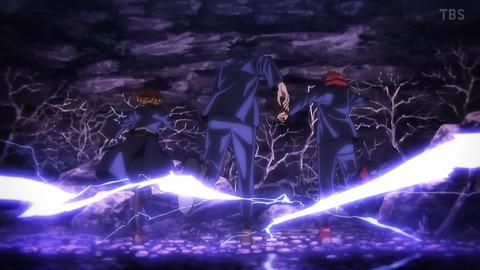 呪術廻戦 22話 感想 036