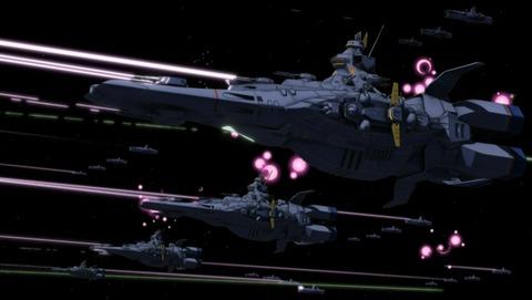 機動戦士ガンダム THE ORIGIN 11話 感想 42