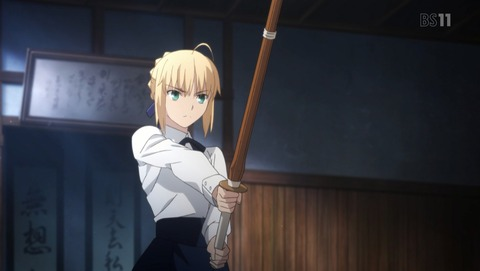 Fate stay night  UBW 8話 感想 488