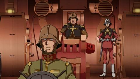 機動戦士ガンダム THE ORIGIN 13話 最終回 感想 11