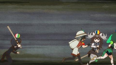 けものフレンズ 6話 感想 4134
