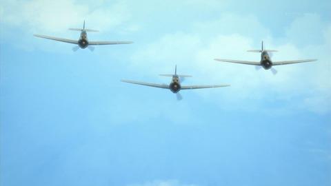 荒野のコトブキ飛行隊 7話 感想 698