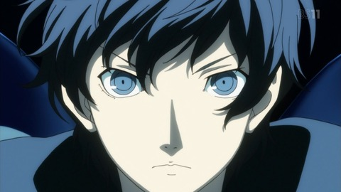 PERSONA5 the Animation 1話 感想