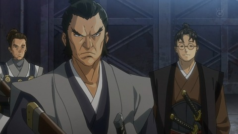 甲鉄城のカバネリ 9話 感想  37