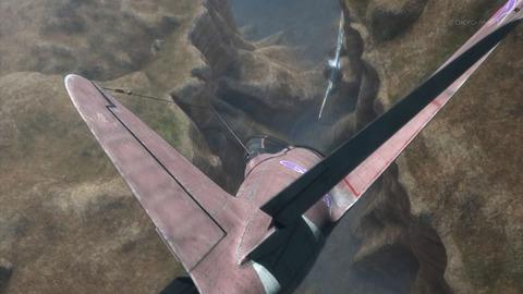 荒野のコトブキ飛行隊 6話 感想 130