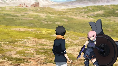 Fate/GrandOrder 1話 感想 038