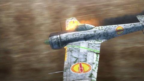 荒野のコトブキ飛行隊 11話 感想 211