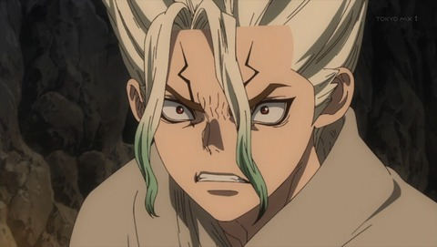 Dr.STONE 22話 感想 0145