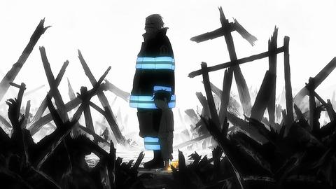 炎炎ノ消防隊 23話 感想 051