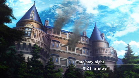 Fate stay night  UBW 21話 感想 755