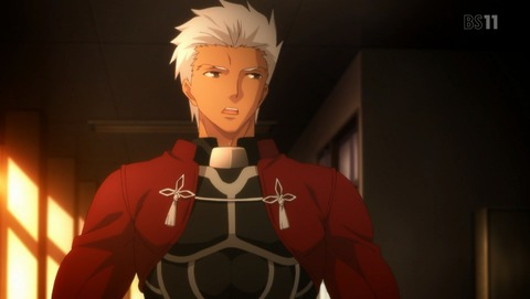 Fate stay night UBW 9話 感想 17