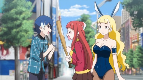 AKIBA'S TRIP THE ANIMATION 2話 感想 2026