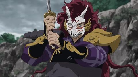 半妖の夜叉姫 18話 感想 056