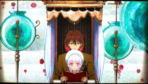 Fate EXTRA Last Encore 7話 196