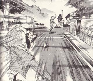 弱虫ペダル 泉田 アブ 23