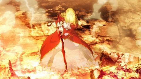 Fate/EXTRA Last Encore 11話 感想 048