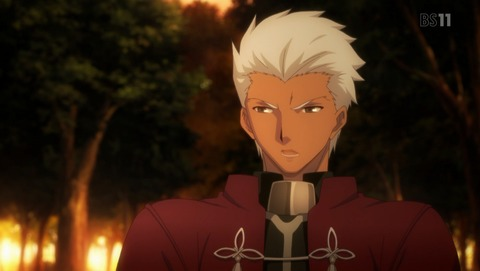 Fate stay night UBW 9話 感想 744