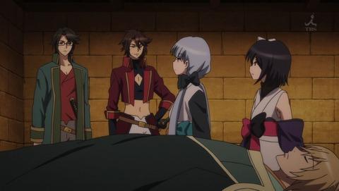 BAKUMATSUクライシス 8話 感想 0157