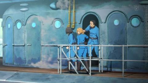 空挺ドラゴンズ 3話 感想 0121