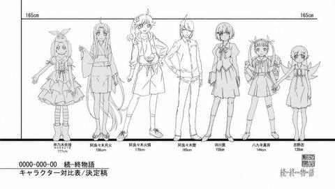 続・終物語 1話 感想 014
