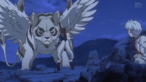 半妖の夜叉姫 8話 感想 038