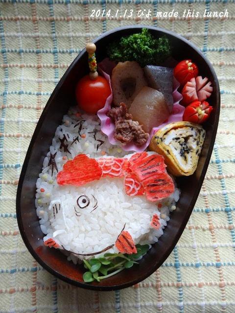 金魚草 5
