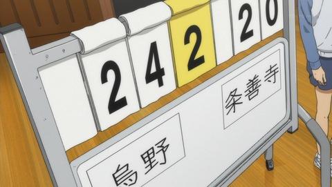 ハイキュー 16話 感想 1412