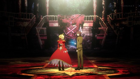 Fate/EXTRA Last Encore 12話 感想 018