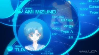 セーラームーン Crystal 2話 感想 2673