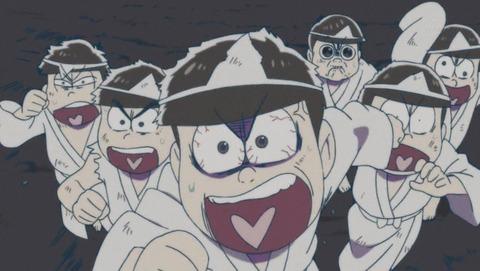 【おそ松さん 2期】第25話 感想 地獄からの大脱出【最終回】