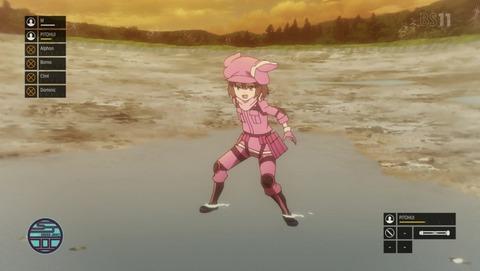 SAO オルタナティブ ガンゲイル・オンライン 12話 最終回 感想 07