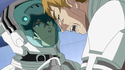 宇宙戦艦ティラミスⅡ(ツヴァイ) 8話 感想 0035
