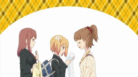 桜trick 7話 感想 3274