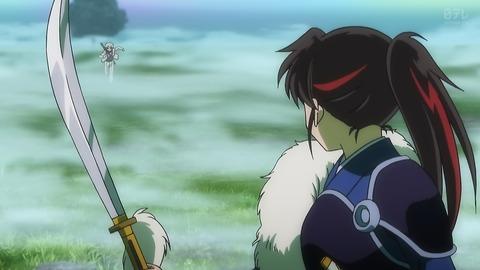 半妖の夜叉姫 18話 感想 001
