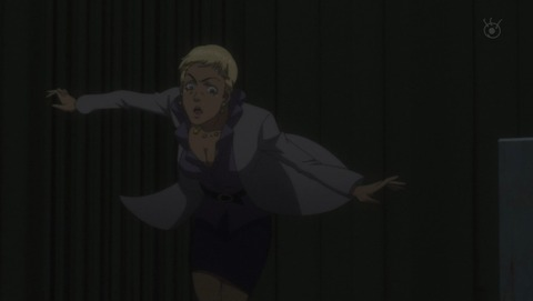 PSYCHO-PASS 3期 4話 感想 05