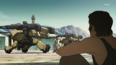 機動戦士ガンダム 鉄血のオルフェンズ 4話 感想 214
