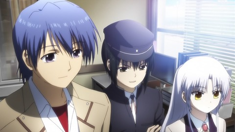 Angel Beats! 13話 感想 001