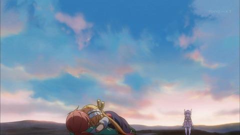 【小林さんちのメイドラゴン】第13話 感想 メイドで家族【最終回】