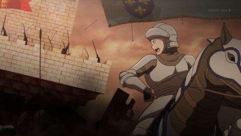 ユリシーズ ジャンヌ・ダルクと錬金の騎士 8話 感想 0063
