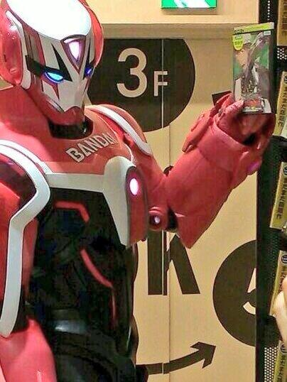 TIGER&BUNNY ショップ 渋谷 TSUTAYA タイバニ 4