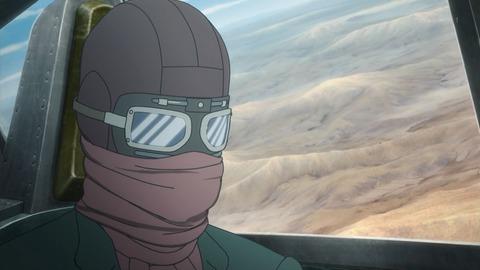 荒野のコトブキ飛行隊 10話 感想 166