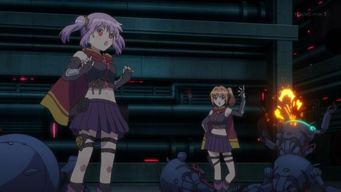 RELEASE THE SPYCE 1話 感想 008
