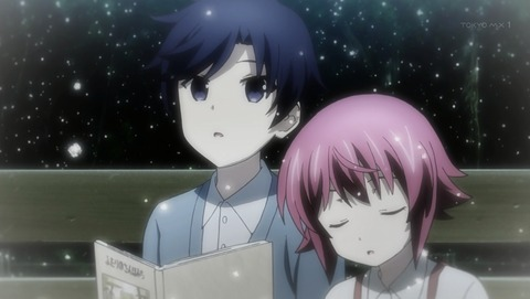 【CHAOS;CHILD(カオスチャイルド)】第10話 感想 最初から事件の中心だった