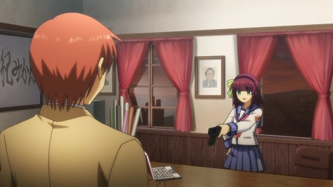 Angel Beats! 1話 感想 042