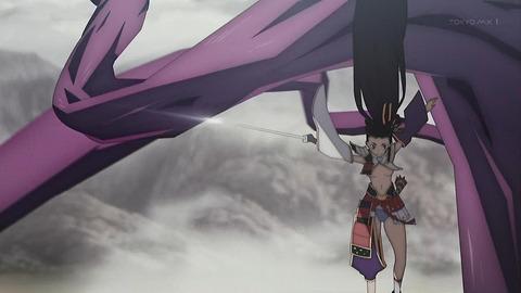 Fate/GrandOrder 8話 感想 039