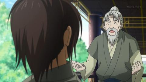 暁のヨナ 16話 感想 2960