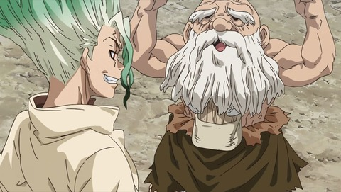 Dr.STONE 2期 5話 感想 0157