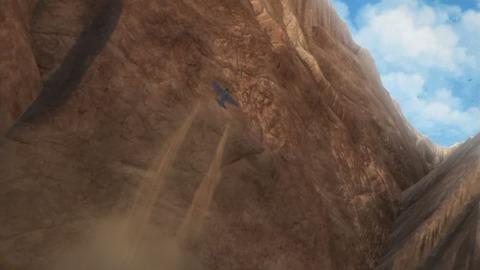荒野のコトブキ飛行隊 11話 感想 178