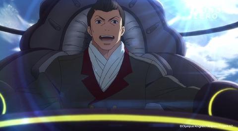 アルドノア・ゼロ 5話 5